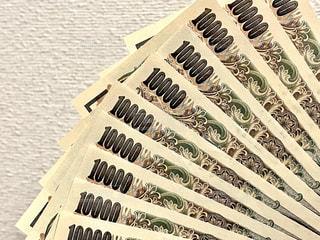 お金のクローズアップの写真・画像素材[2889945]