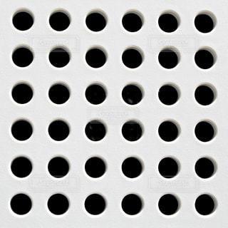 穴の写真・画像素材[3447387]