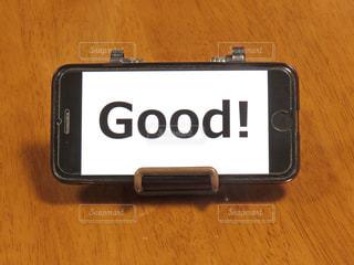 スマホ(Good!)の写真・画像素材[3469381]