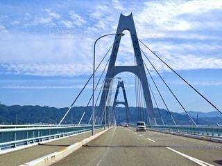 斜張橋の写真・画像素材[3568435]