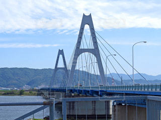 斜張橋の写真・画像素材[3568566]