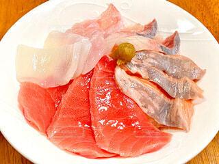 海鮮丼の写真・画像素材[3651595]