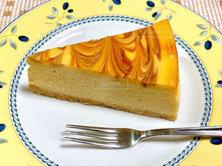 チーズケーキの写真・画像素材[3693354]
