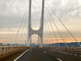 斜張橋の写真・画像素材[3701520]