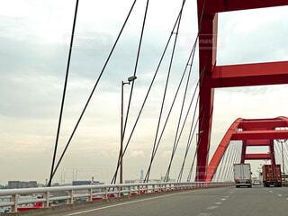 橋の写真・画像素材[3713978]