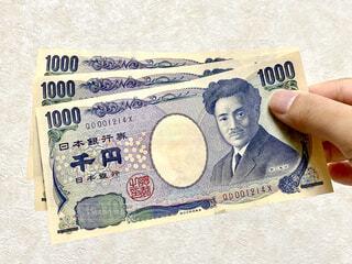 3,000円の写真・画像素材[3776765]