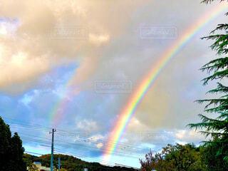 虹の写真・画像素材[3868308]