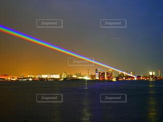 夜景の写真・画像素材[3966823]