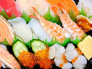 寿司の写真・画像素材[4018638]