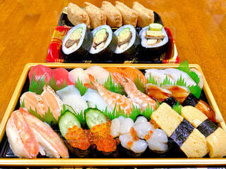 寿司の写真・画像素材[4018806]