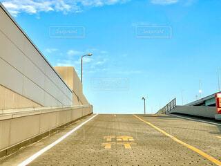 坂道の写真・画像素材[4027926]