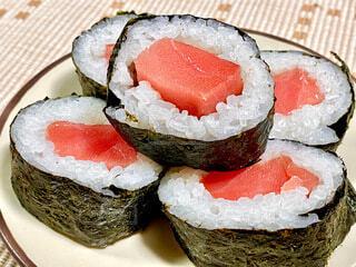 巻き寿司の写真・画像素材[4064651]