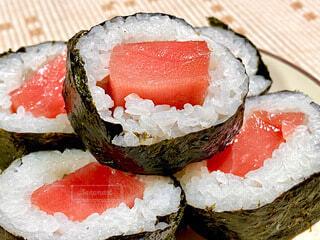 巻き寿司の写真・画像素材[4064663]