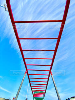 雲梯の写真・画像素材[4192624]