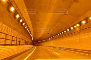 地下トンネルの写真・画像素材[4327649]