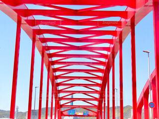神戸大橋の写真・画像素材[4345151]