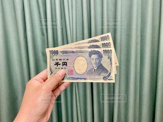 お金の写真・画像素材[4350247]
