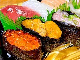 寿司の写真・画像素材[4389017]