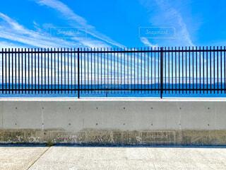 フェンスの写真・画像素材[4416775]