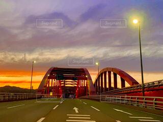 神戸大橋の写真・画像素材[4575966]