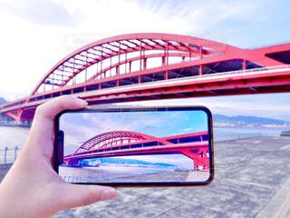 神戸大橋の写真・画像素材[4621828]