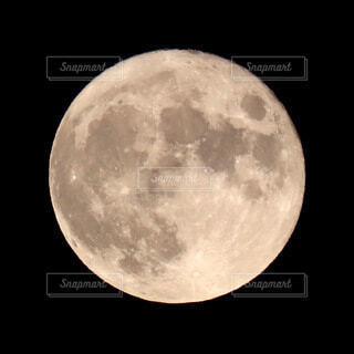 満月の写真・画像素材[4666647]