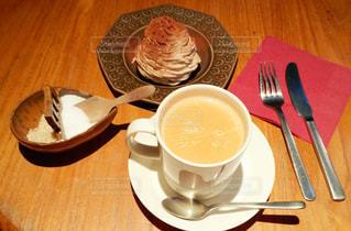 カフェの写真・画像素材[679736]