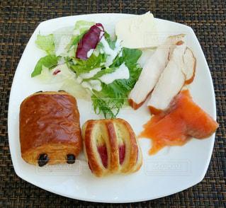 朝食の写真・画像素材[727389]