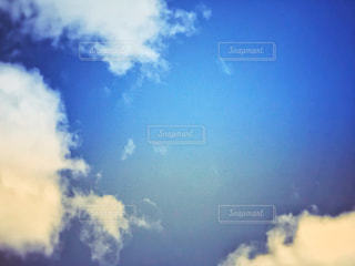 青い空と白い雲 - No.798670