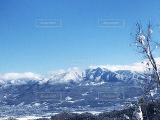 蔵王の雪景色 - No.921407