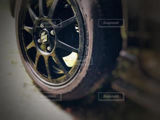 タイヤの写真・画像素材[1185770]