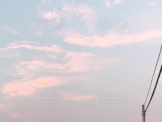 空の雲の写真・画像素材[1265538]