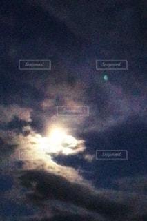 月夜の写真・画像素材[2708046]
