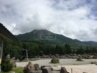 山の写真・画像素材[677968]