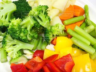 野菜の盛合せ - No.748035