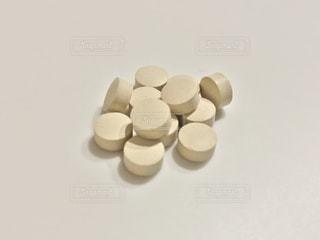 錠剤の写真・画像素材[1459387]