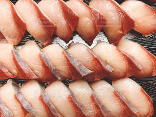 ハマチのお寿司の写真・画像素材[1648541]