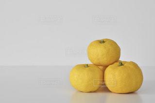 柚子の写真・画像素材[3470320]