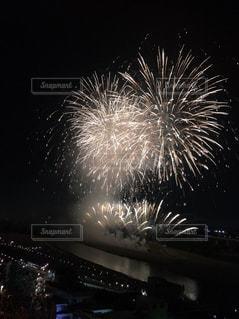 花火の写真・画像素材[678234]