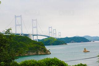 来島海峡大橋の写真・画像素材[748069]