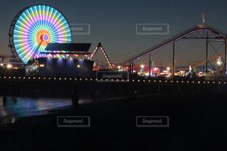 夜景の写真・画像素材[678936]