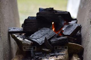 炭火の写真・画像素材[2754892]