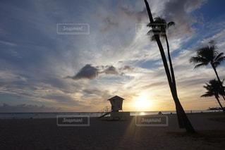 ビーチの写真・画像素材[679249]