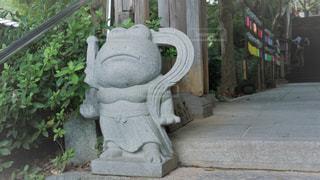 如意輪寺かえる寺の写真・画像素材[775054]