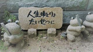 如意輪寺かえる寺の写真・画像素材[775081]