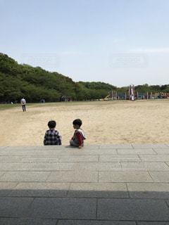 公園の写真・画像素材[679857]