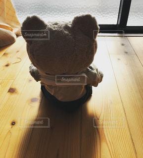 くまのぬいぐるみの写真・画像素材[951957]