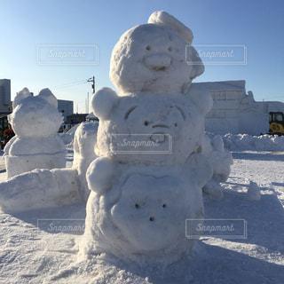 雪の写真・画像素材[683147]