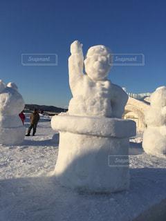 雪の写真・画像素材[683150]