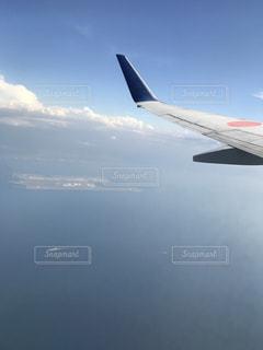 空から見た関西国際空港の写真・画像素材[690533]